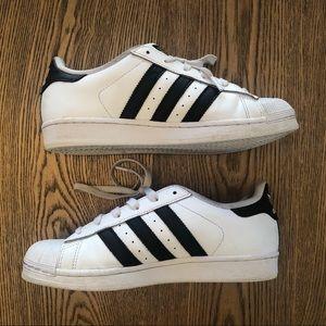 adidas Shoes - Adidas Women's Original Superstar Sneakers 7.5